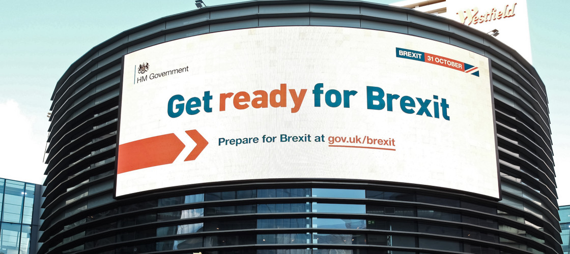 'Get Ready for Brexit' ad blitz did not make public 'significantly better prep ...
