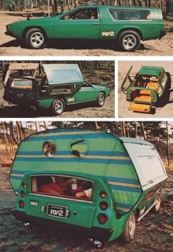 1972 – Toyota RV2 Camp – Car