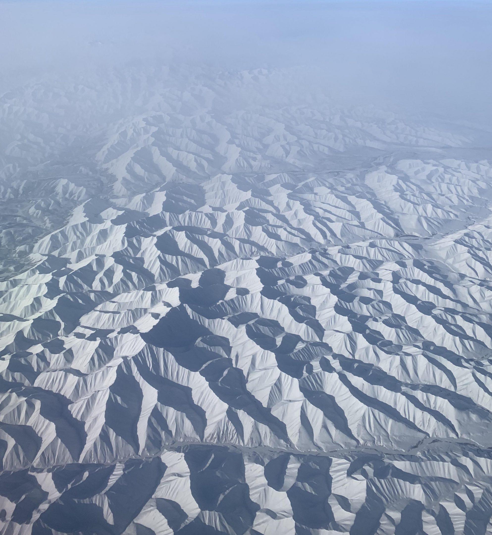 Siberian mountains