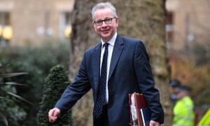 Michael Gove confirms post-Brexit trade barriers will be imposed