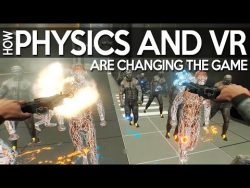 Physics in VR Games