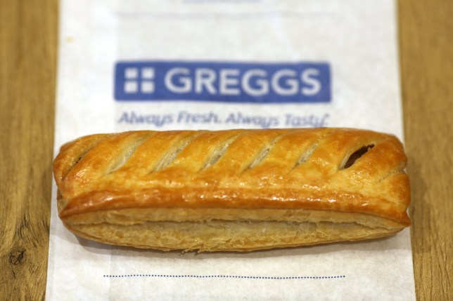 Woman ends up in court for dropping Greggs paper bag 10 years ago