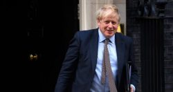 News photographers complain of media crackdown in Downing Street