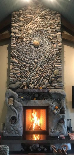 Wonderful Fireplace