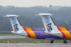 Axed Flybe staff face losing pensions as collapsed airline is registered in tax haven