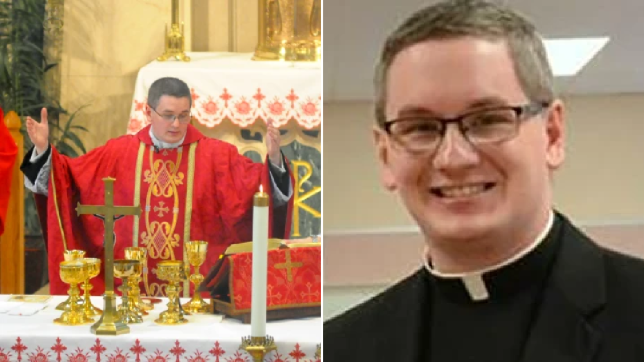 Catholic priest groped girl and sent her porn video