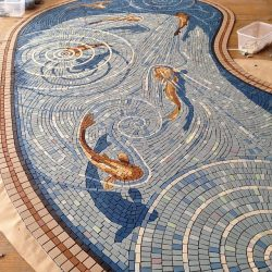 Amazing 3D mosaic