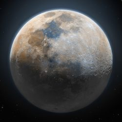 Amazing Hi Res composite of the moon