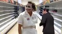 Where's the feckin toilet paper?
