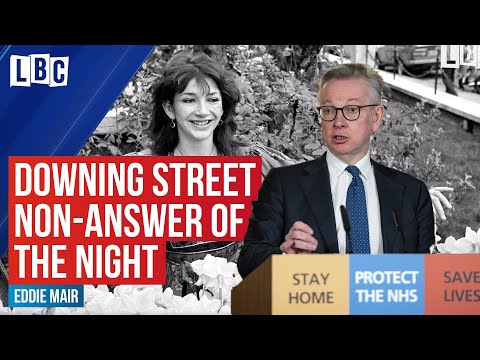 Downing Street Non-Answer of the Night | LBC
