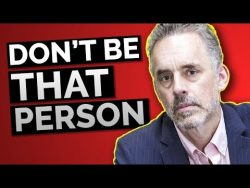 The 3 Mistakes You MUST Avoid – Jordan Peterson