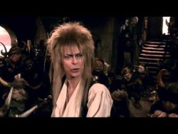 Labyrinth – Magic Dance (HD 720p) – Sing Along Closed Captions by David Bowie