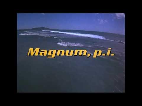 Magnum PI theme tune
