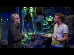 Adam Savage Goes Behind the Scenes of Thunderbirds Are Go!
