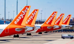 EasyJet given £600m coronavirus bailout with no strings attached