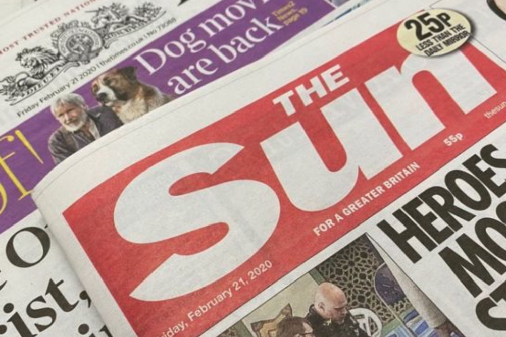 Save The Sun Newspaper