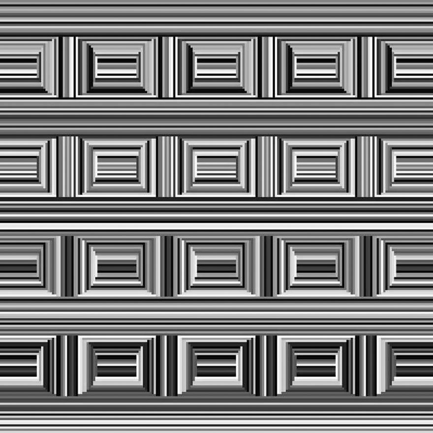 There are 16 circles in image. Don't see them? Look again carefully and discover the ̵ ...