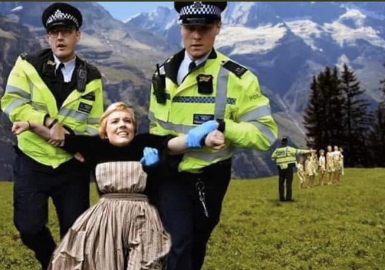 UK Police be like