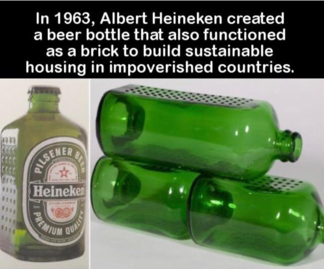 Why dont these still exist and why isnt every bottle manufacturer forced to adopt the design?