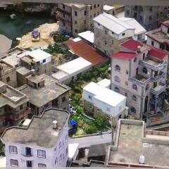 Drone photogrammetric survey 3D model