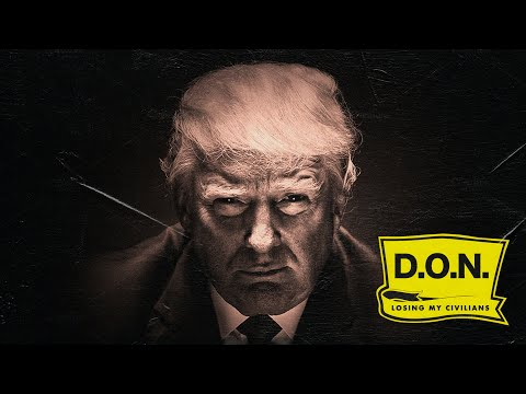 Donald Trump x REM – Losing My Civilians