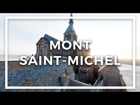 Mont-Saint-Michel like never before! – Cinematic FPV