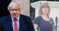 Boris Johnson's sister Rachel 'flouts lockdown to stay at second home'