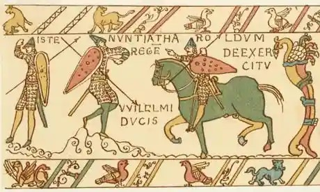 High house prices? Inequality? I blame the NormansWilliam the Conquerer's descendants are  ...