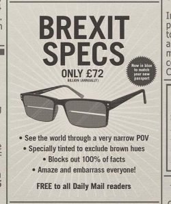 Brexit specs