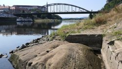"TIL of ""hunger stones"": the Central European practice of marking river levels with c ..."