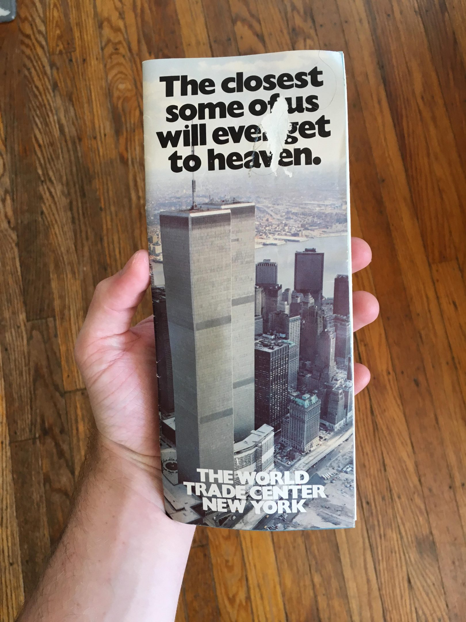 This World Trade Centre Brochure