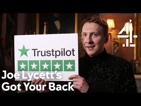Joe Lycett EXPLOITS Trustpilot with FAKE Reviews! | Joe Lycett's Got Your Back