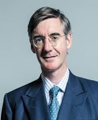 Jacob Rees-Mogg – instructions on social distancing for returning MPs (non Latin version)