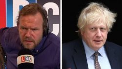 How can Boris Johnson be proud of this coronavirus response, asks James O'Brien