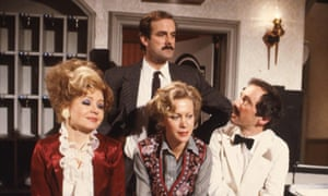 Fawlty Towers 'Don't mention the war' episode removed from UKTV
