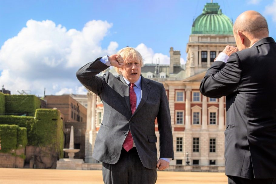 Johnson & Brexit: Patronising Etonian Alienates the World