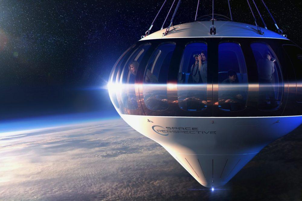 Florida startup plans balloon rides to the edge of space