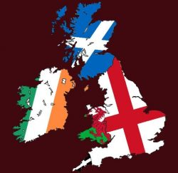 Celtic nations, spot the odd one out