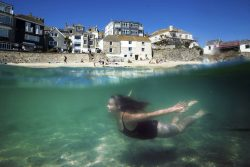 St. Ives mermaid