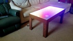 Amazing infinity coffee table