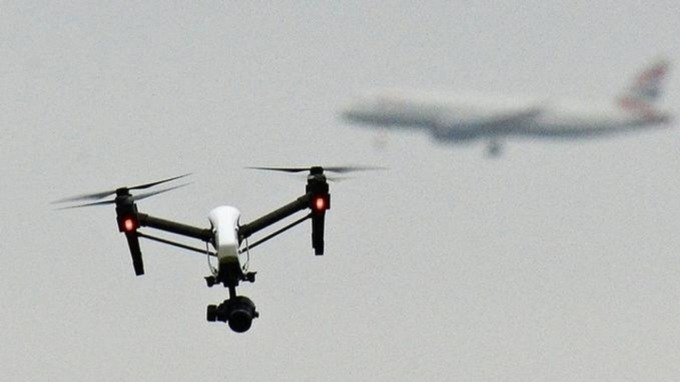 Gatwick drone arrest couple receive £200,000 payout from Sussex Police