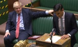 Rishi Sunak, the chancellor who can be trusted to do as he is told