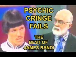 Psychic Cringe Fails 2 – The Best of James Randi