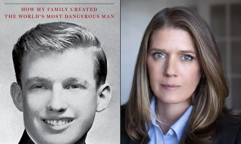 Donald Trump's behaviour was shaped by his 'sociopath' father, niece writes in ...