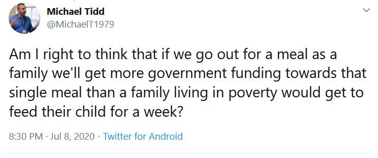 Tory priorities