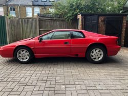 One of my top 5 dream cars, the Lotus Esprit S2