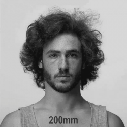 This is how camera lenses change the shape of your face