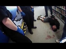 Tyrannical cop takes out his anger and dominates a man beating him ruthlessly. Beware, it deserv ...