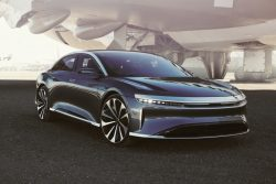 Lucid Air's 517-mile range leaves Tesla in the rear view