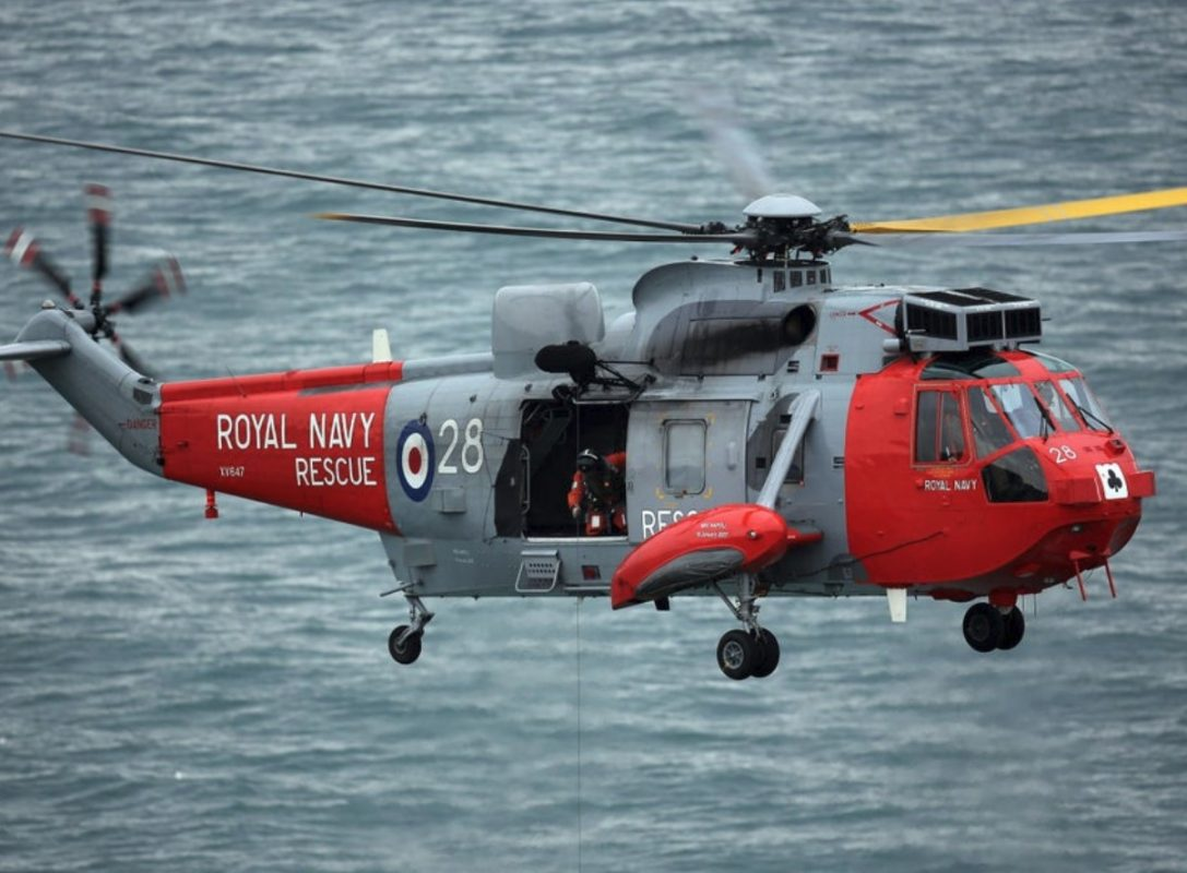 Government plans for private sector market in helicopter search-and-rescue branded 'shocking'